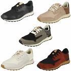 Ladies Clarks Casual Lace Up Trainer Style Shoes Floura Mix