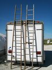 Vintage Wood 11 Rung Ladder - We Now Paint Country Colors