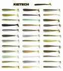 "KEITECH SWING IMPACT SWIMBAIT, 4"",  CHOICE OF COLORS"