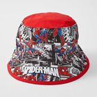 NEW Spider-Man Bucket Hat Kids