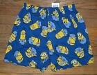 Mens Despicable Me Boxers Minion Made Boxer Shorts Officially Licensed
