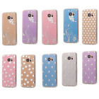 Case For HUAWEI P9 Slim Hard PC Silicone Shockproof Protective Back Cover
