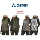 NEW! Gerry Ladies' Lightweight Reversible Down Vest With Packable Bag VARIETY!