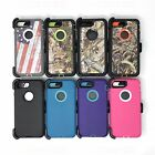 Defender case for Apple iPhone 8 & 8 Plus Case Rugged Protection Belt Clip - NEW