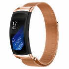 Mesh Milanese Magnetic Bracelet Watch Band For Samsung Galaxy Gear fit 2 SM-R360
