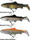 savage gear 3d trout rattle shads lures ready to fish  all sizes  crazy price