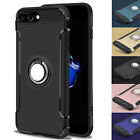 Shockproof Ring Holder Hybrid Case Cover Stand For Apple iPhone 7 / 8 Plus