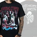 Cannibal Corpse Butchered at Birth Shirt SM, MD, LG, XL New