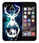harry potter always deathly hallows adventure hard back case cover for iphones