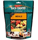 Back Country Cuisine Freeze Dried Food 2 Serve