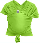BABY SLING STRETCHY WRAP CARRIER, travel light and silky soft - MANY COLOURS! <br/> Trusted UK Seller✔ Baby Safe✔ Silky Soft✔ 22,000+ SOLD✔
