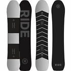 Ride Timeless Snowboard Aluminum Men's All Mountain Freestyle 2017-2018 NEW