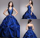 Custom Quinceanera Dress Formal Prom Party Evening Pageant Dresses Wedding Gown+