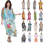 Внешний вид - Kaftan Dress Caftan Beach Cover Boho Gown Hippie Beach Women African Plus Size