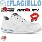 Scarpe Antinfortunistica Bianche Basse UPOWER Red Lion BLINK S3 CI SRC dal 35 al