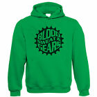 Blood Sweat & Gears, Mountain Bike BMX or Cycling Hoodie