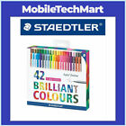 STAEDTLER◉Triplus Fineliner #334 Pen◉SET OF 4 6 10 15 20 30 36 42 Colours◉0.3mm◉
