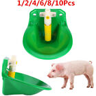 Plastic Drink Bowl Cattle Sheep Pig Piglets Livestock Automatic Drinker Waterer