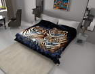 Solaron Korean Blanket throw Thick Acrylic Mink Plush Tiger Korean Heavy Weight image