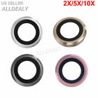 Rear Back Camera Lens Glass Ring Cover for iPhone 6 6 Plus 6S 6S PLUS LOT US