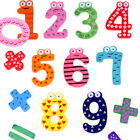 Baby Kids Children Wooden Alphabet Fridge Magnets Stick Educational Learn Toys