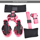 Yoga Stretch Straps Training Belt Waist Leg Yoga Strap with Multiple Grip Loops