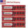 US 32GB 4x8GB PC3-12800 DDR3 1600 240-PIN Memory For AMD CPU AM3 AM3+ Socket MB