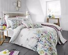 Bloom Cotton Rich Duvet/Quilt Cover With Pillow Cases