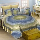 Arcadia Star Donna Sharp Patchwork Cotton Quilted Country Bedroom Quilt