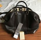 Authentic Burberry $1,395 Tote Crossbody Purse Handbag Great Condition Leather
