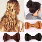 Fashion Big Bow Ties Wig Hairpin Hair Bow Clips Women Girls' Hair Accessorie S3