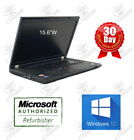"Lenovo Thinkpad T510 laptop i5 2.4GHz DVDRW Windows 10 15.6"" Warranty Grade A-"