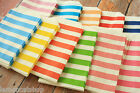 Striped Paper Bags crafty colorful party favour giveaway BIG Stripe treat bags