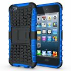iPod Touch 5/6 Case,Hybrid TPU Soft Case for iPod Touch 5/6 Shell with Kickstand