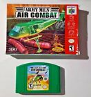 .N64.' | '.Army Men Air Combat.