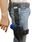 New Barsony Tactical Leg Holster w/ Mag Pouch Astra Beretta Compact 9mm 40 45