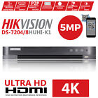Hikvision CCTV 4K 1080P 4MP 5MP NightVision Outdoor DVR Home Security System Kit