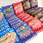 Korean Candy APACHE 5 flavors Sweet candy in the straw Korean Snack Korea Snack