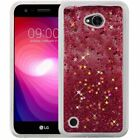 SP+Liquid Glitter Motion TPU Case Cover For LG X Charge/X Power 2/Fiesta LTE