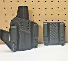 FOAM BACKED HOLSTER FIGHTER SERIES FITS GLOCK + MAGAZINE CARRIER  Tactical 2