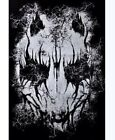 New BABYMETAL Official Brutal Big Fox Shirt XL Saitama 2017 FREE SHIPPING
