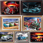 car 5d diamond painting diy embroidery cross