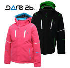 Dare2b Bluff Boys Girls Waterproof Breathable Stretch Ski Jacket