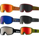 Anon Relapse Ski Goggles with Replacement Glass Snowboard