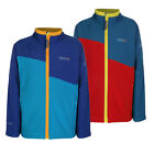 Regatta Swizzle Kids Water Repellent Wind Resistant Softshell Jacket