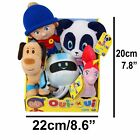 Set Of 5 Plush Noddy Assorted&Noddy alon Available,DreamWork,Official Licensed