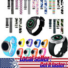 For Samsung Galaxy Gear S2 SM-R720 R730 Replacement Silicone Watch...