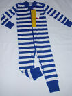 NWT Boys Hanna Andersson Sleeper Pajamas 75 80 85 90 12-18m 18-24m 2T 3T NEW