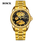 Skeleton Case Hollow Gold Men Watches Top Brand Luxury Automatic Mechanical Hour