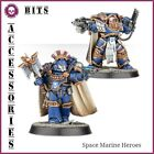 BITS SPACE MARINE HEROES THE HORUS HERESY WARHAMMER 40,000 WK40